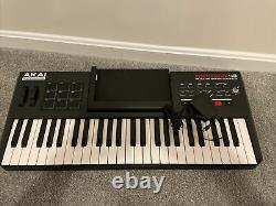 AKAI synthstation 49 USB MIDI Keyboard Controller free shipping arrive quickly