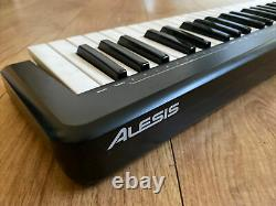 Alesis Q49 USB/MIDI Keyboard Controller Excellent Condition