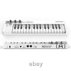 Arturia KeyStep USB MIDI Controller and Polyphonic Sequencer