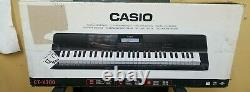 Casio CT-X700 61-Key Portable Arranger Piano-style Keyboard with USB MIDI Effects
