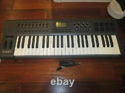 M-audio Axiom 49-key Usb MIDI Keyboard Controller With Usb Cable Works