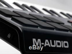 M-audio Clavier MIDI Usb 32 Touches 8 Pads 8 Boutons Axiom Air Mini 32 Withtracking #