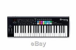 Novation Launchkey-49 Mk2 Usb 49 Touches MIDI Ableton Live Lite Clavier Controller